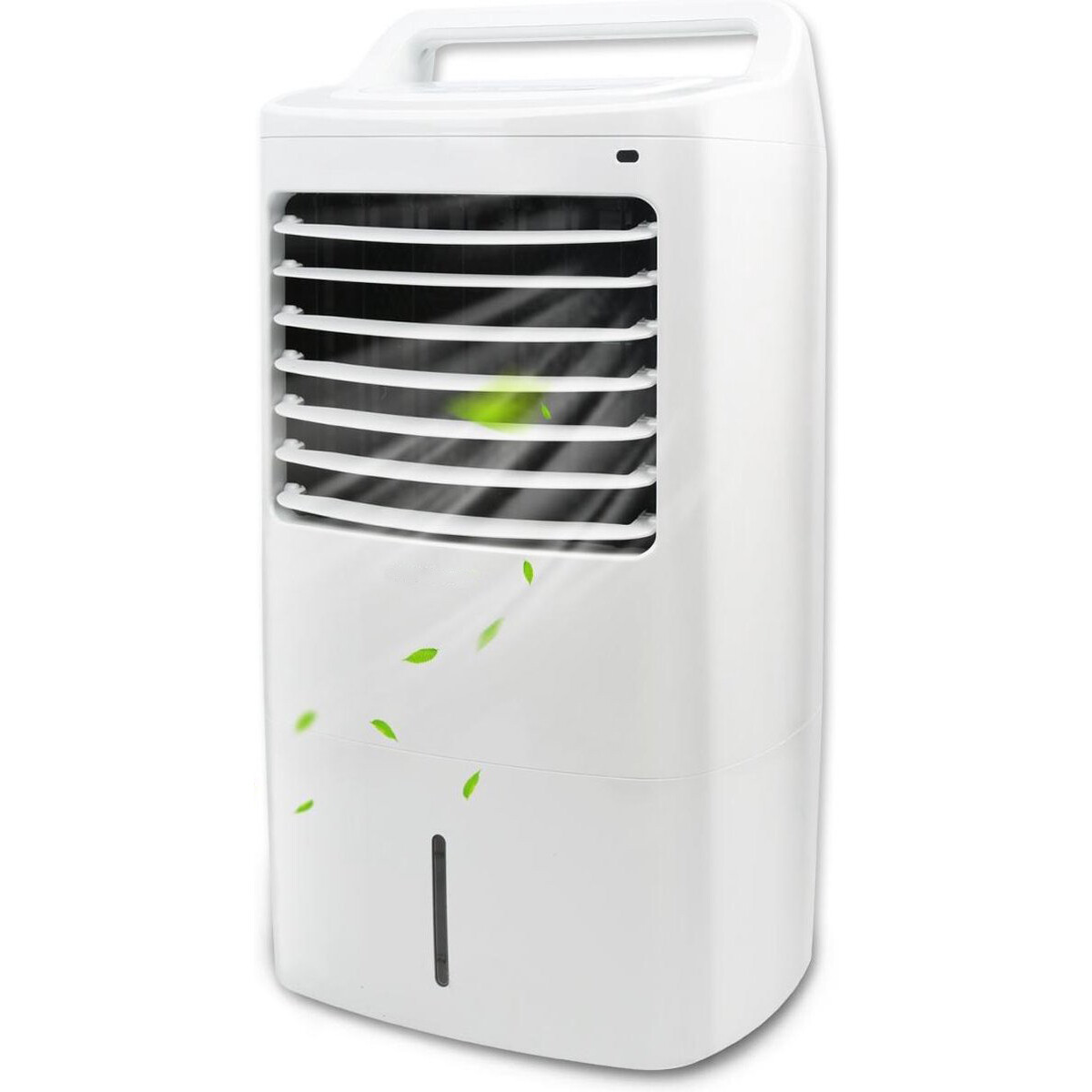 Luchtkoeler - Air Cooler - Luchtbevochtiger - Aigi Kare - Afstandsbediening - Timer - 15 Liter - Wit