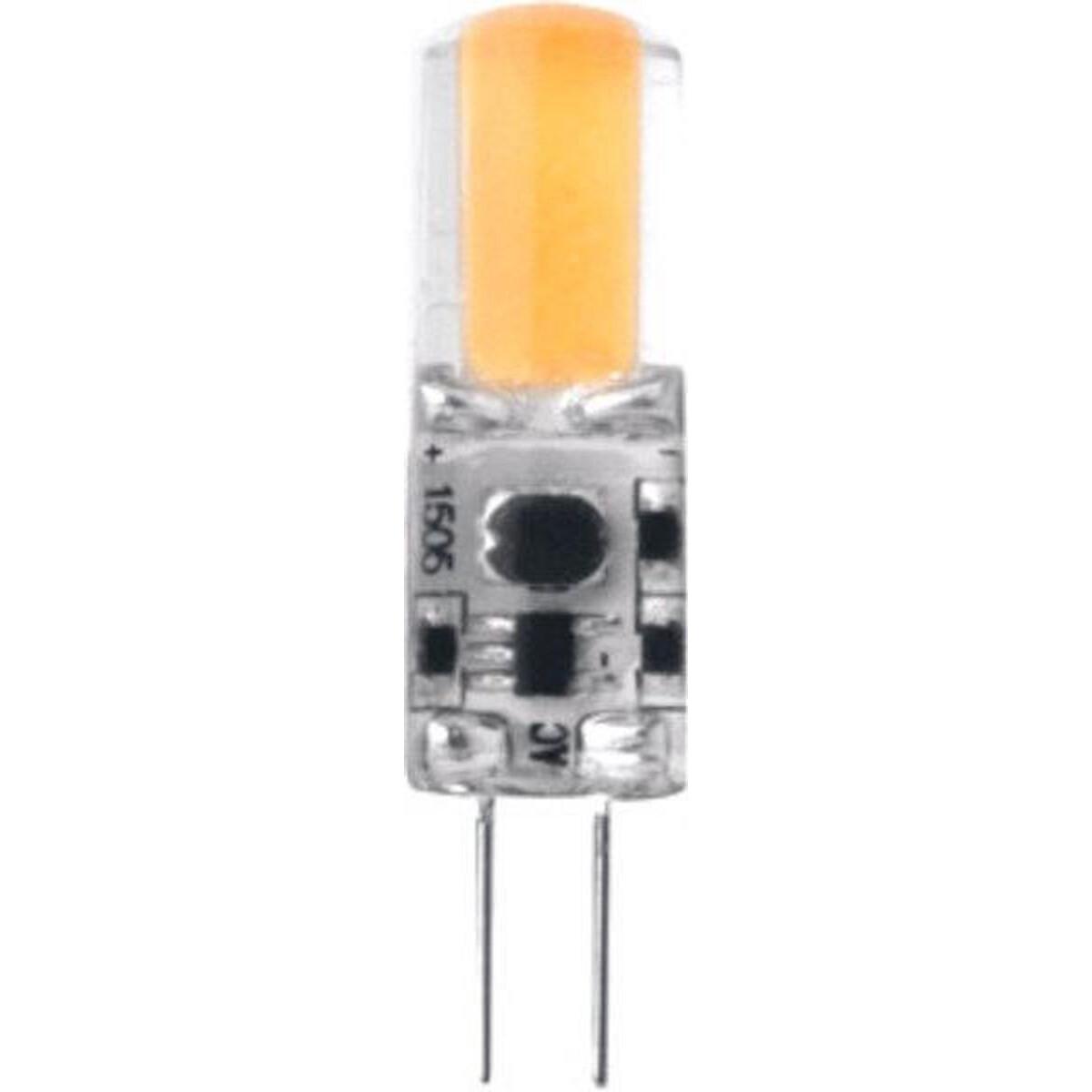 MEGAMAN - LED Lamp - Storm - G4 Fitting - 1.8W - Warm Wit 2800K | Vervangt 15W