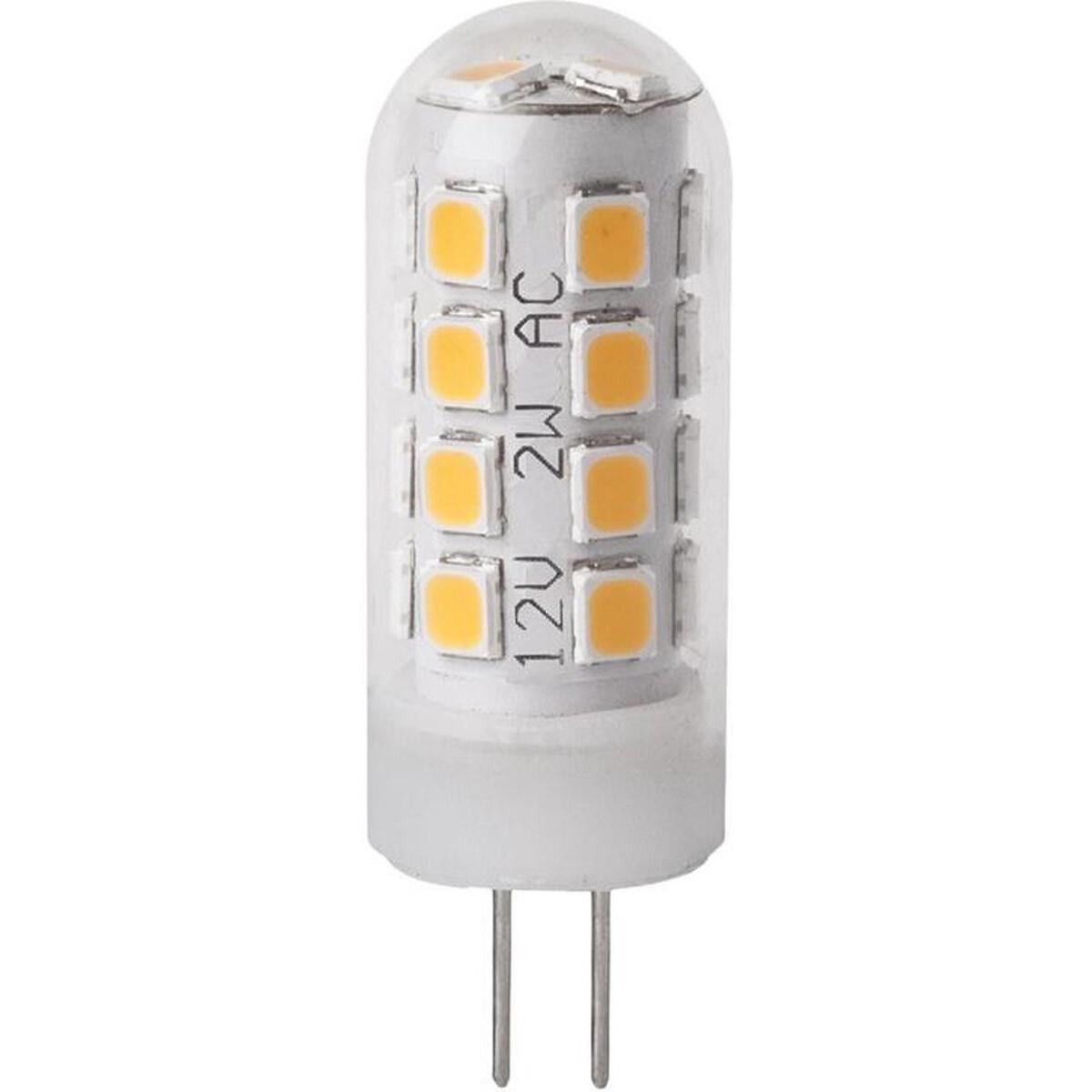 MEGAMAN - LED Lamp - Storm - G4 Fitting - 2.5W - Warm Wit 2800K | Vervangt 25W