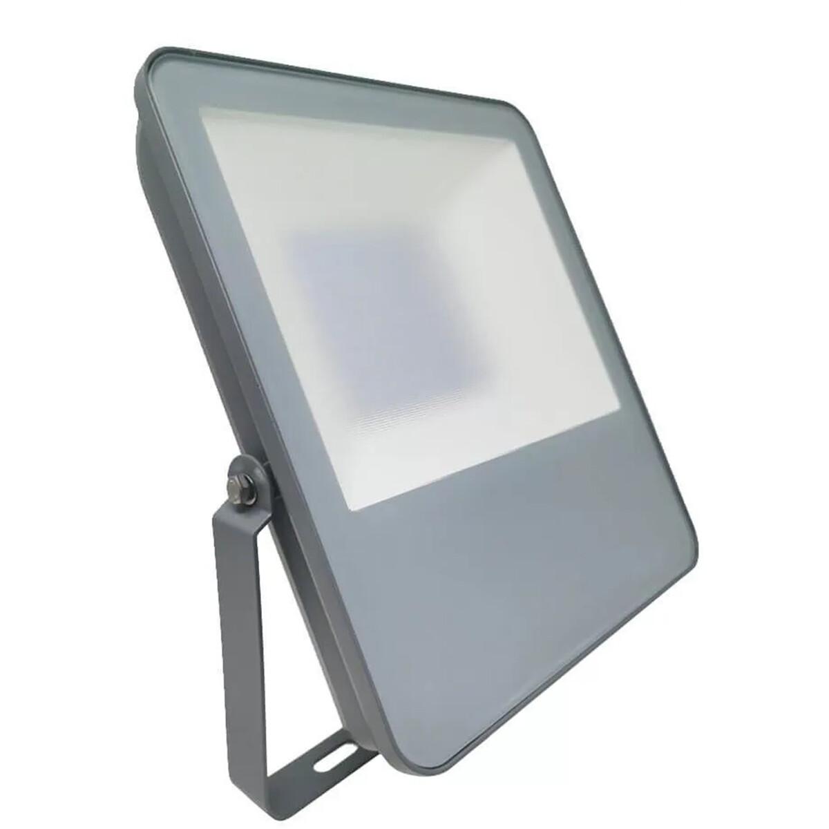 OSRAM - LED Bouwlamp - Facto Evola - 200 Watt - LED Schijnwerper - Warm Wit 3000K - Waterdicht IP65