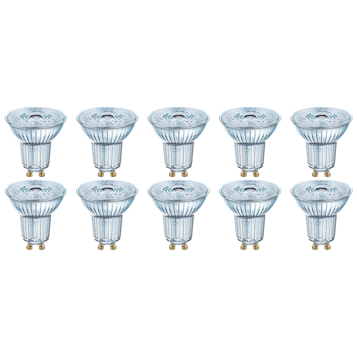 OSRAM - LED Spot 10 Pack - Parathom PAR16 940 36D - GU10 Fitting - Dimbaar - 3.7W - Natuurlijk Wit 4