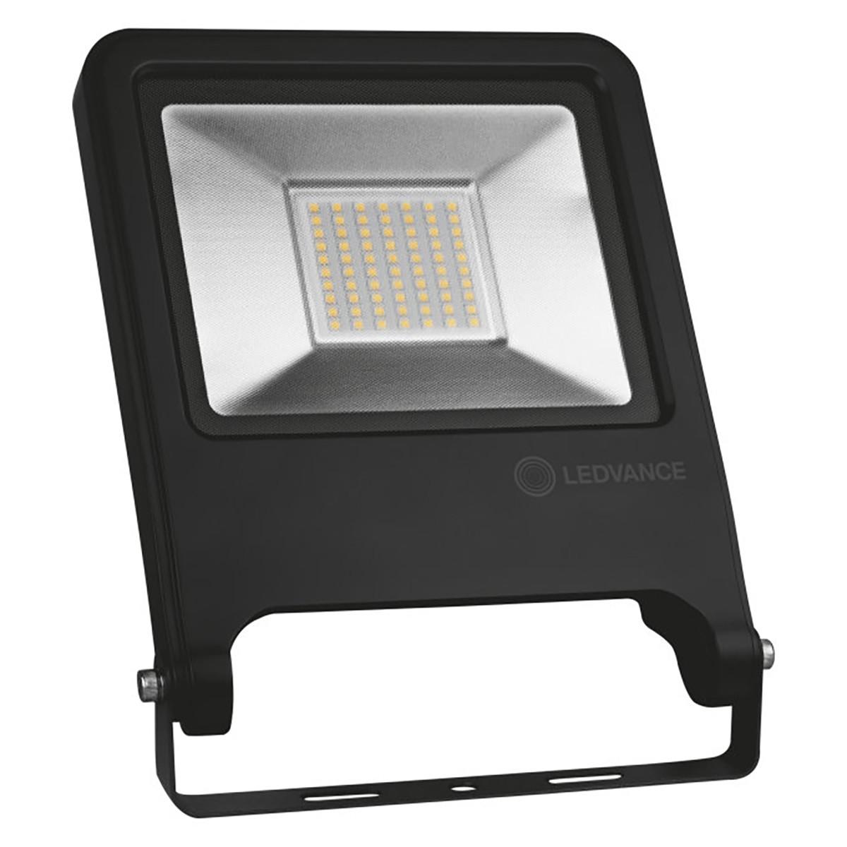 OSRAM - LEDVANCE - LED Breedstraler 50 Watt - LED Schijnwerper - Natuurlijk Wit 4000K - Waterdicht I
