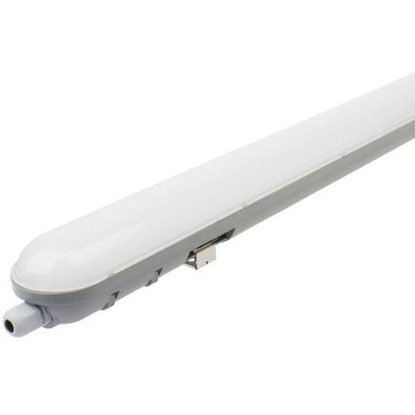 PHILIPS - LED Balk - 40W - Waterdicht IP65 - Natuurlijk Wit 4000K - Kunststof - 120cm