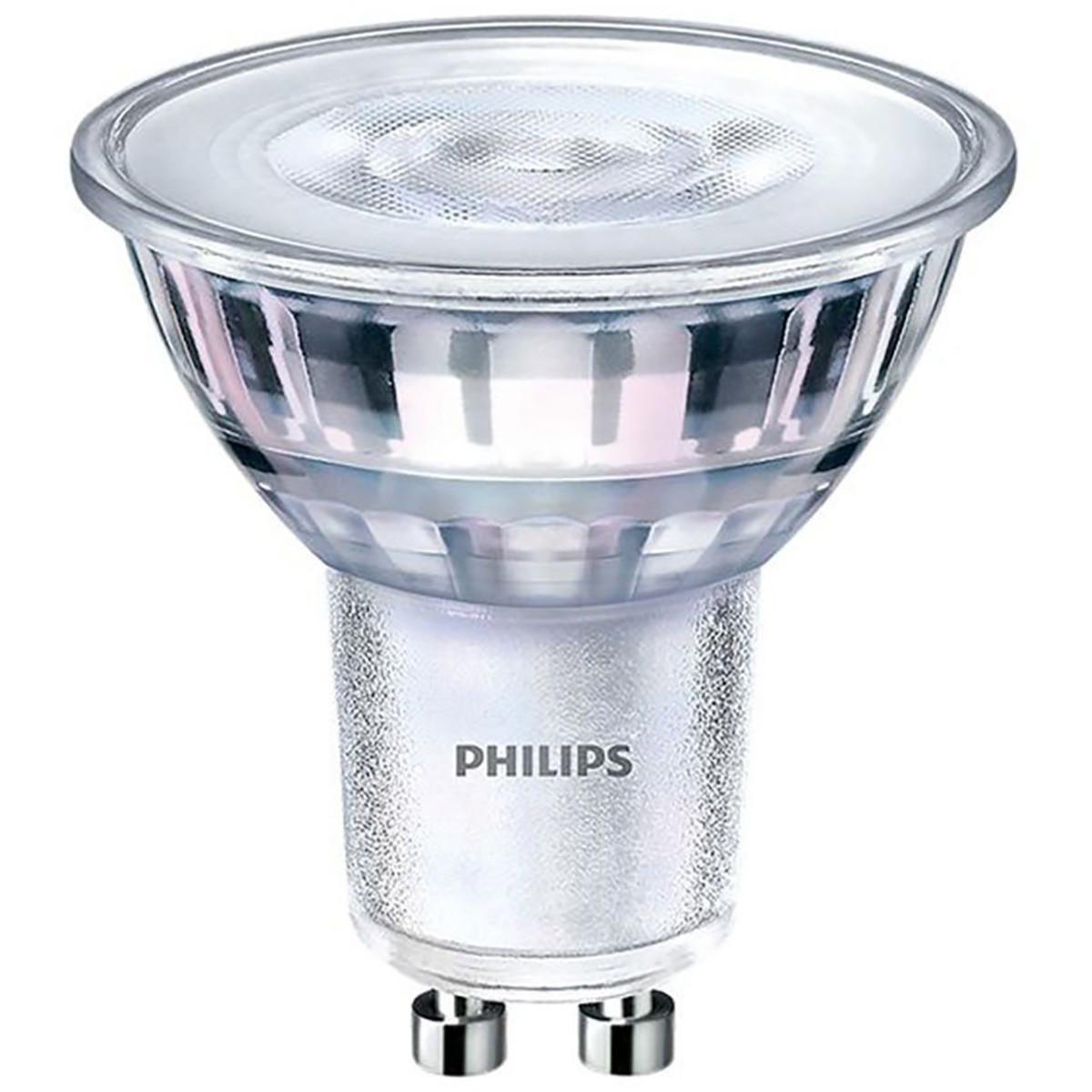 PHILIPS - LED Spot - SceneSwitch 827 36D - GU10 Fitting - Dimbaar - 1.5W-5W - Warm Wit 2200K-2700K |