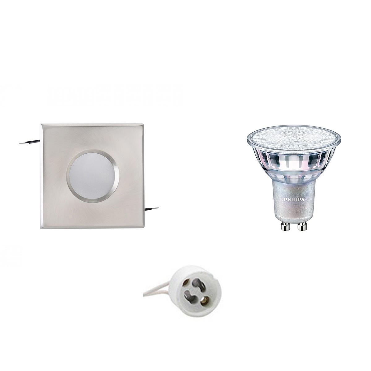 PHILIPS - LED Spot Set - MASTER 927 36D VLE - Aigi - GU10 Fitting - Waterdicht IP65 - DimTone Dimbaa