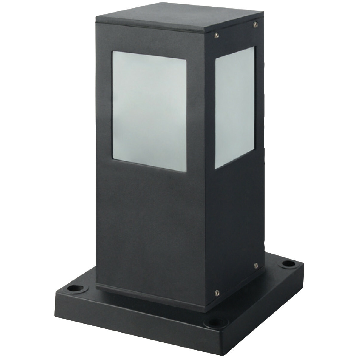 PHILIPS - LED Tuinverlichting - Staande Buitenlamp - SceneSwitch 827 A60 - Kavy 3 - E27 Fitting - Di