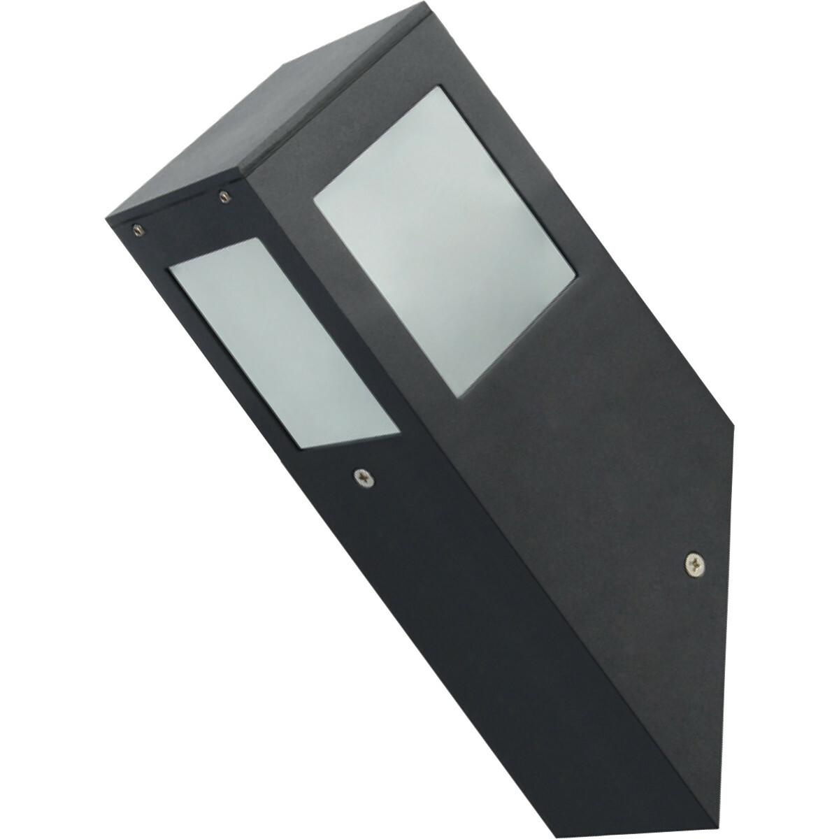 PHILIPS - LED Tuinverlichting - Wandlamp Buiten - CorePro LEDbulb 827 A60 - Kavy 1 - E27 Fitting - 5