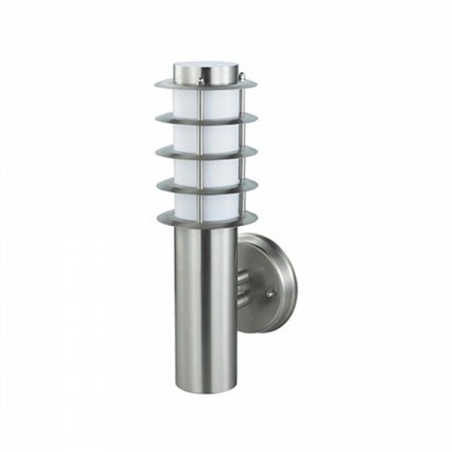 PHILIPS - LED Tuinverlichting - Wandlamp Buiten - CorePro LEDbulb 827 A60 - Nalid 2 - E27 Fitting -