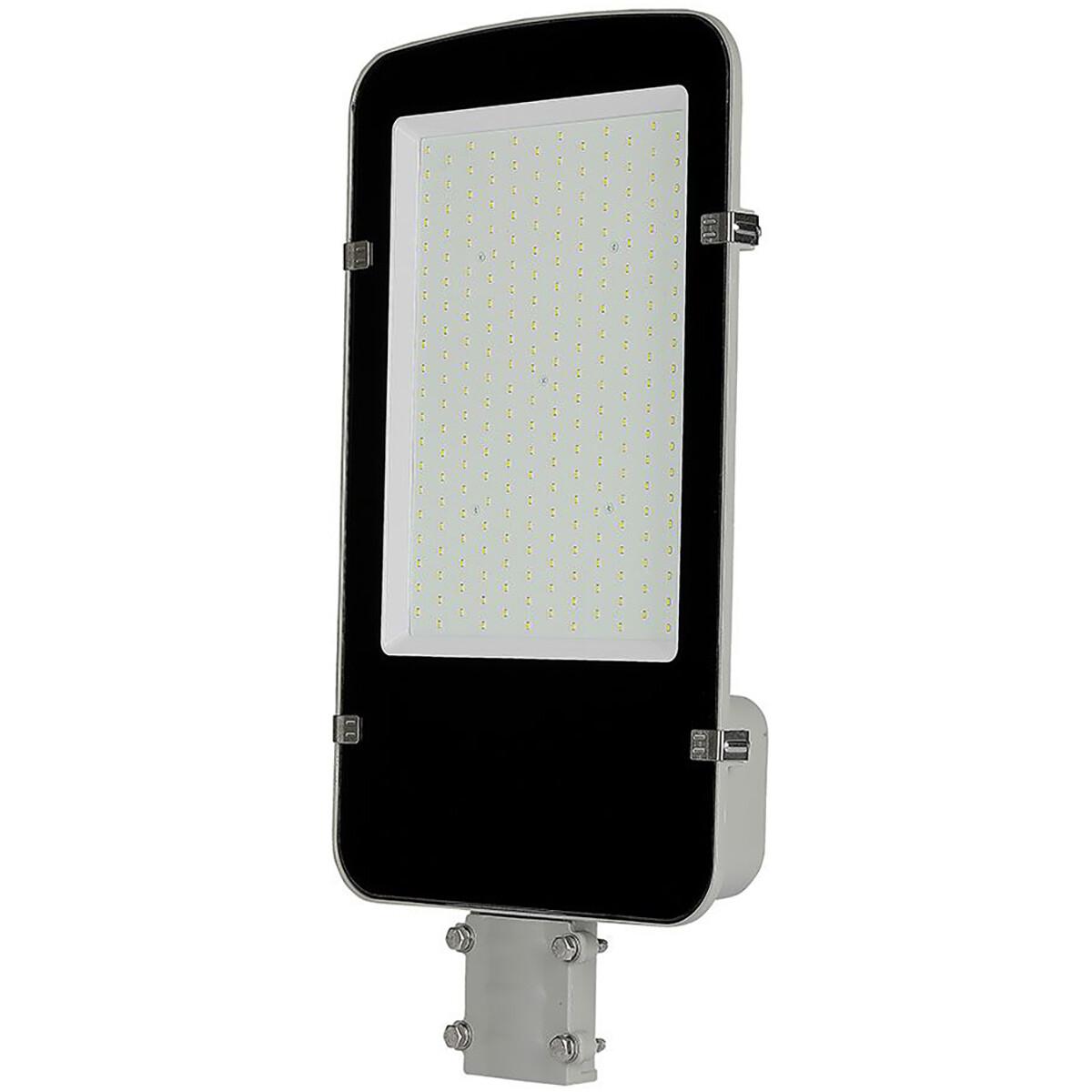 SAMSUNG - LED Straatlamp - Viron Anno - 150W - Helder/Koud Wit 6400K - Waterdicht IP65 - Mat Zwart -