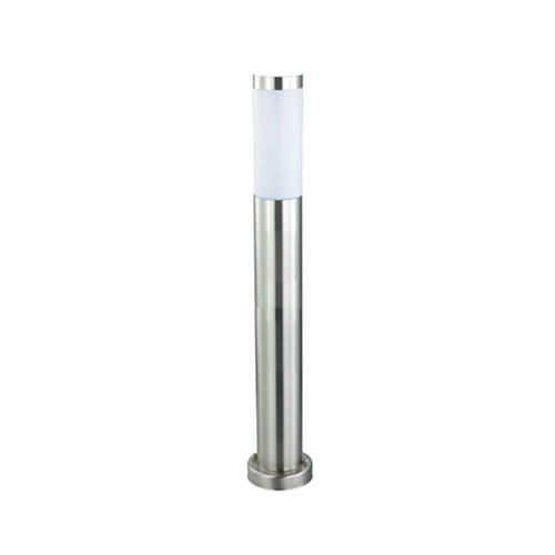 LED Tuinverlichting - Buitenlamp - Laurea 5 - Staand - RVS - E27 - Rond